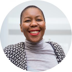 Photo of Sisonke Msimang
