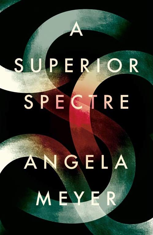 Cover of Angela Meyer's book 'A Superior Spectre'