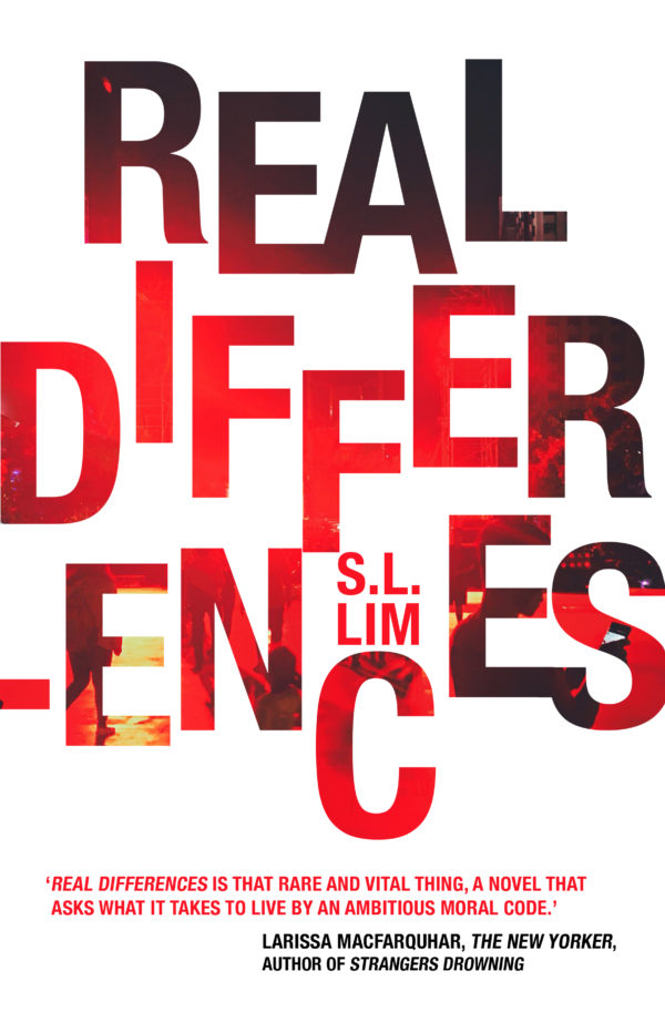 "Cover of S.L. Lim's book ""Real Differences"""