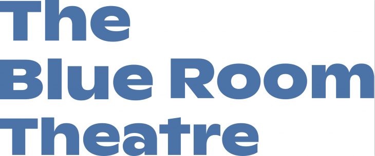 The Blue Room Theatre Logo