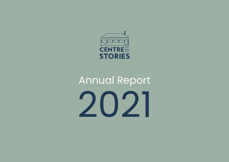 Centre for Stories Annual Report 2021
